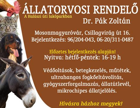 Dr. Pák Zoltán