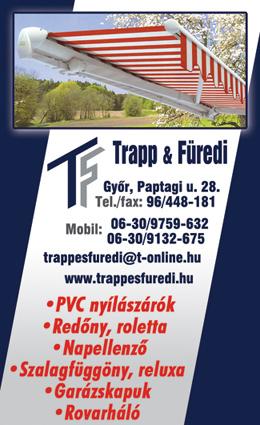 Trapp és Füredi Kft.