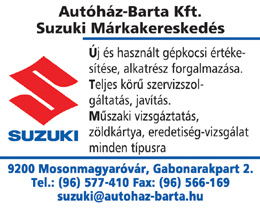 Autóház-Barta Kft.