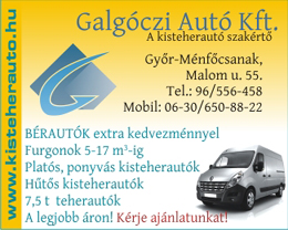 Galgóczi Autó Kft.