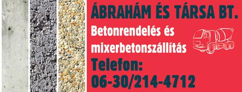 Ábrahám és Társa Bt.