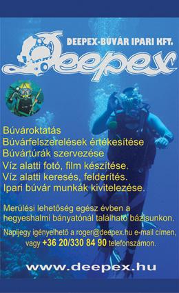 Deepex Búváripari Kft.