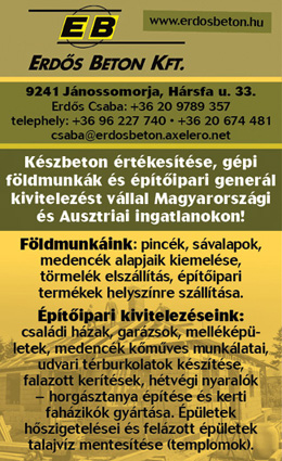 Erdős Beton Kft.