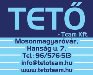 Tető-Team Kft.