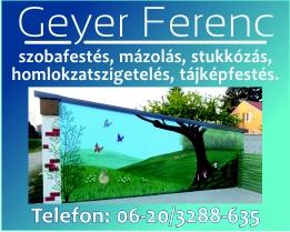 Geyer Ferenc