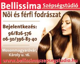 Bellissima Szépségstúdió