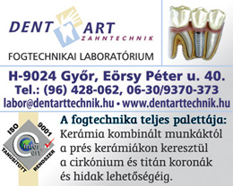Dent Art Technik Fogtechnikai Laboratórium