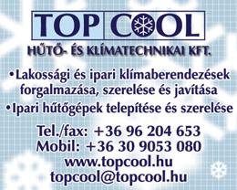 TopCool Hűtő- és Klímatechnikai Kft