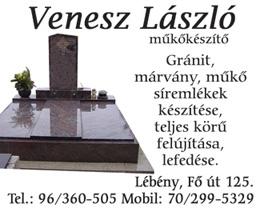 Venesz László