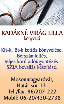 Radákné Virág Lilla könyvelo