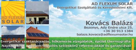 AD Flexum Solar Kovács Balázs