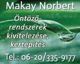 Makay Norbert