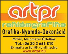 Art & PR Reklámgrafika