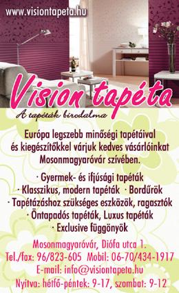 Vision Tapéta