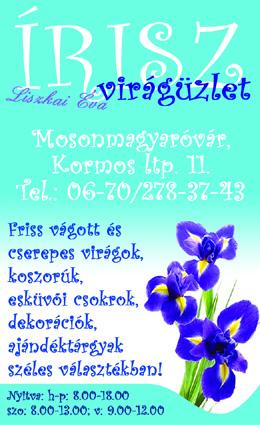 Írisz Virágüzlet