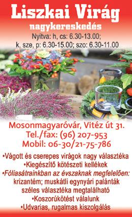 Liszkai Virágnagykereskedelem