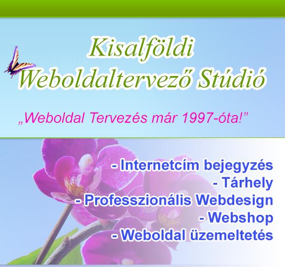 Kisalföldi Weboldaltervező Stúdió